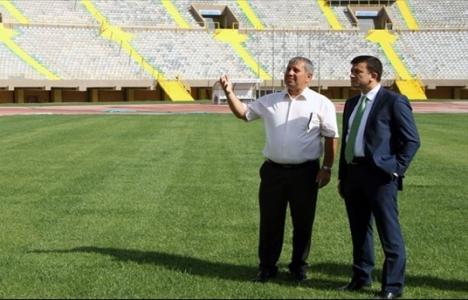 İzmir Atatürk Stadı'nda çalışmalar tamamlandı!