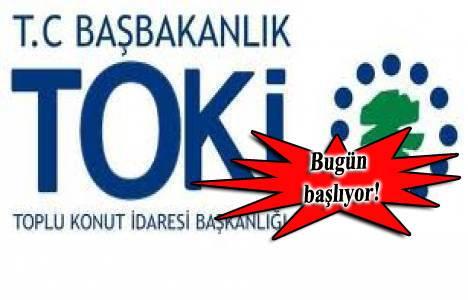 TOKİ'nin Türkiye genelinde