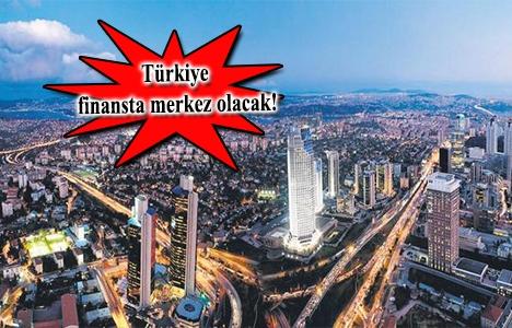 İstanbul'da Uluslararası Finans