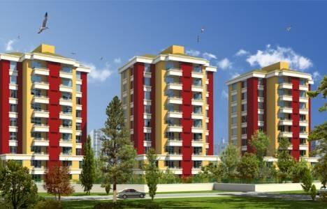 Serra Park Konutları'nda 1 oda 1 salon daireler 145 bin TL!
