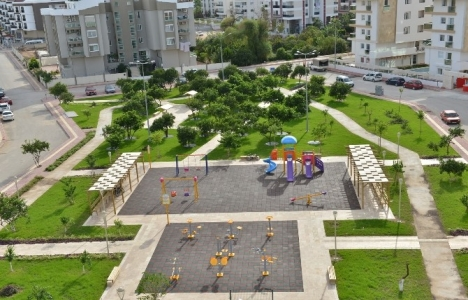 Antalya Konyaaltı'nda 7'nci