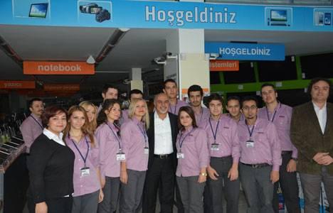 Vatan Bilgisayar Lüleburgaz'da yüzde 30 indirim fırsatıyla açıldı!