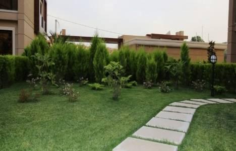 Nilüfer Belediyesi en güzel fabrika, ev ve site bahçesini seçti!