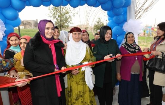 Diyarbakır Kadın Yaşam Merkezi açıldı!