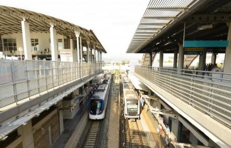 İzmir'deki raylı sistem uzunluğu 130 kilometreye ulaştı!