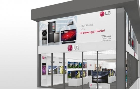 LG, Akdeniz Bölgesi'nin en büyük LG mağazasını Antalya Muratpaşa'da hizmete açtı!
