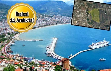 Antalya'da 119 milyon