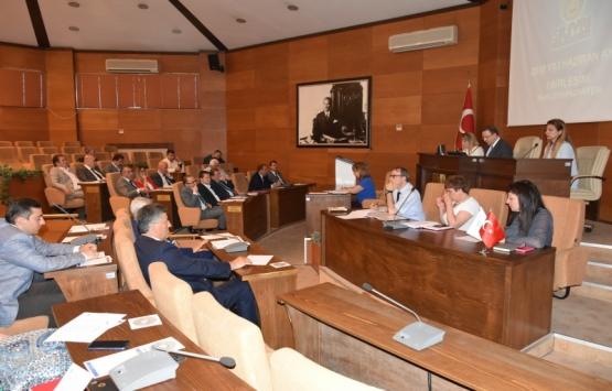 Silivri Belediye Meclisi'nde