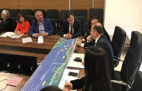 Bursa'nın sahil projeleri