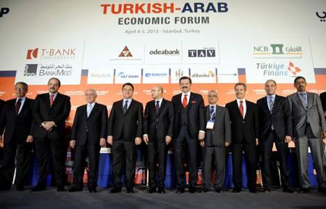 9. Türk Arap Ekonomi Forumu İstanbul'da düzenlenecek!