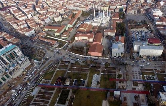 Kırıkkale Keskin'de eski çarşı merkezindeki dükkanlar yıkılıyor!