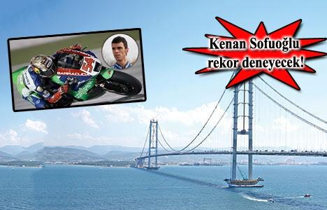 Osmangazi Köprüsü açılışa