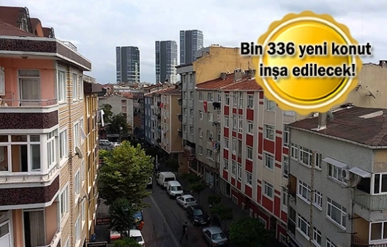 Zeytinburnu Beştelsiz'de kentsel dönüşüm başlıyor!