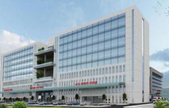 Burdur Devlet Hastanesi'nin