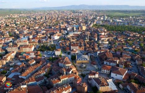 Çorum'da kentsel dönüşümle 2 bin 596 yapı yıkıldı!