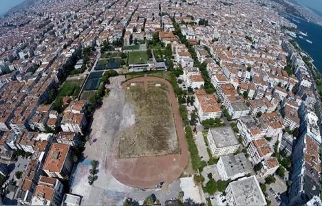 İzmir Karşıyaka Stadyumu'na şartlı tahsis!