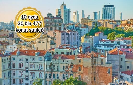 İstanbul ve Antalya yabancıya konut satışının 3'te 2'sini sırtladı!