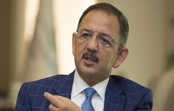 Mehmet Özhaseki: Kayseri'de