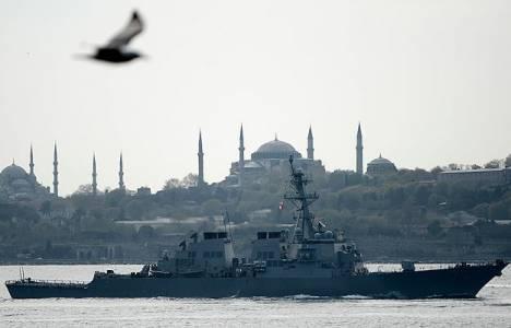 İstanbul Boğazı gemi trafiğine açıldı!