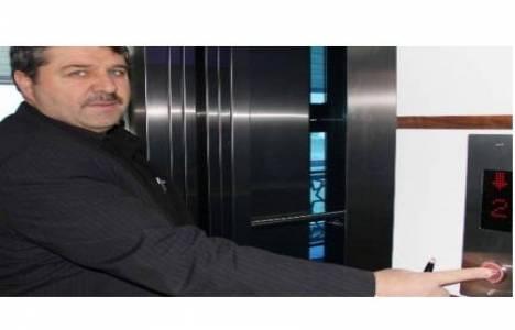 Asansör teknik komitesinin