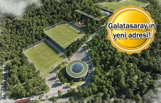 Galatasaray'ın Kemerburgaz'daki tesisine onay verildi!