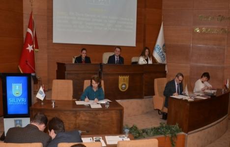 Silivri Belediye Meclisi Şubat Ayı Toplantısı bugün!