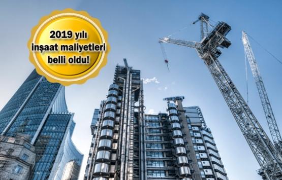 2019 yılında 100 metrekarelik bir evin maliyeti ne kadar olacak?