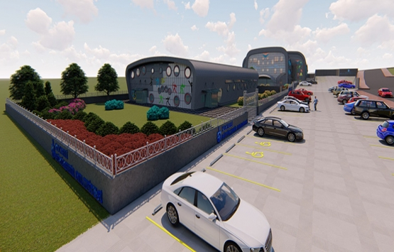 Gebze'ye iki yeni spor tesisi!
