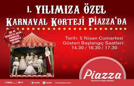 Samsun Piazza 1. yaşını kutluyor!