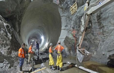 Üsküdar-Ümraniye-Çekmeköy metrosuna ilişkin 6 sorun mecliste!