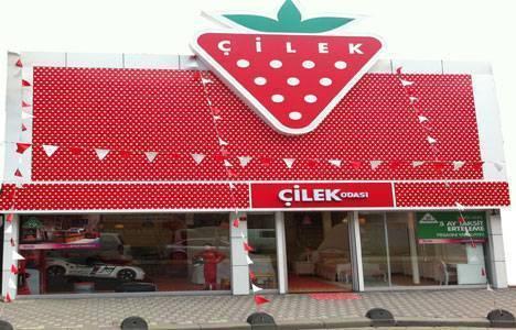 Çilek Mobilya İran'daki 10 konsept mağazasına 5 mağaza daha ekleyecek!