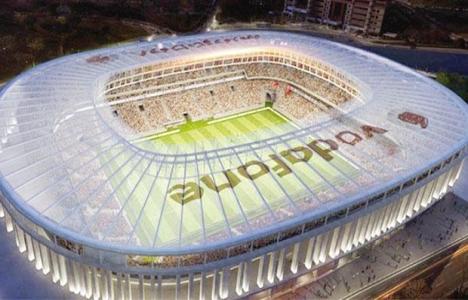 Spor Toto, Vodafone Arena'nın yeni sponsoru oldu!