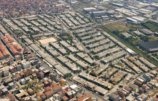 Kentteki sanayi siteleri
