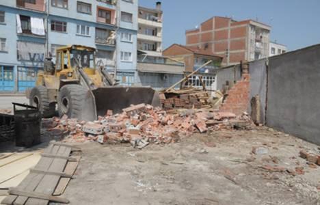 İnegöl'de kentsel dönüşüm çalışmaları başladı!
