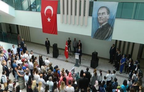 Gürcistan Batum'da ilk Türk devlet okulu açıldı!