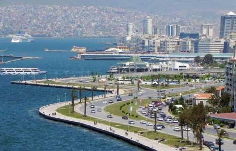 İzmir Konak'ta icradan