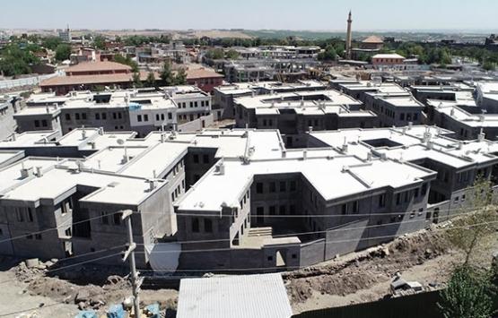 Yeni Diyarbakır Evleri 2019'da teslim edilecek!