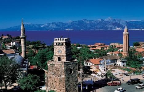 Antalya'ya 11 milyon