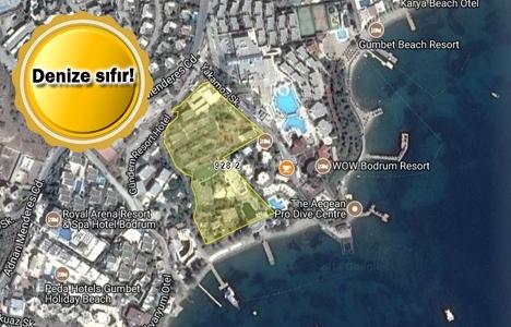 Deniz GYO Bodrum projesinde imzalar atıldı!