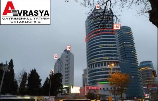 Avrasya GYO Metrocity A Blok 17. katı kiraya Metro Yatırım Ortaklığı A.Ş.'ye kiraladı!