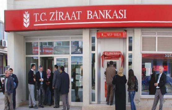 Ziraat Bankası emeklilere