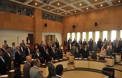 Kahramanmaraş Büyükşehir Belediye Meclisi toplandı!