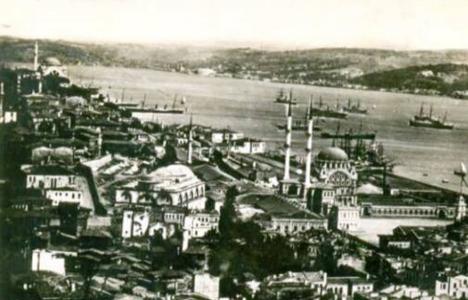 1937 yılında Tophane'den