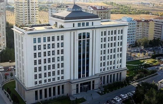 AK Parti Genel Merkezi'ne ek bina yapılıyor!