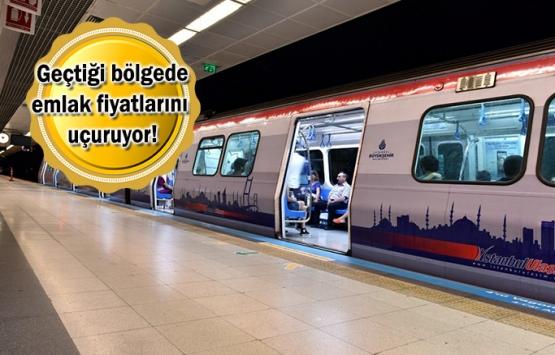 İstanbul'da proje aşamasındaki