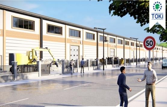 Ankara Yenimahalle Küçük Sanayi Sitesi'nin ihalesi yapıldı!