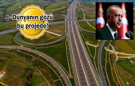 Kuzey Marmara Otoyolu'nun Gebze-İzmit Etabı açıldı!