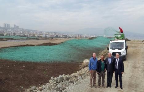 Samsun'da golf sahası