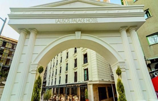 Şişli Lausos Palace Hotel 85 milyon TL'ye icradan satışta!