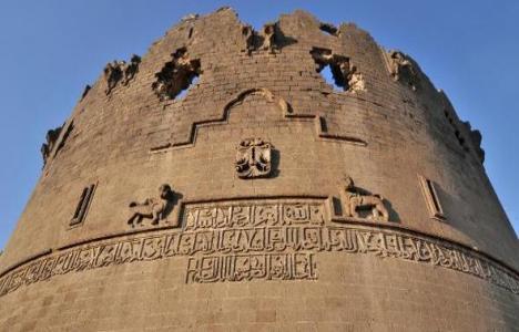 Diyarbakır'da büyük çaplı